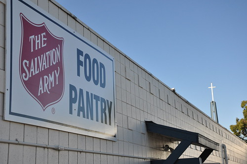 Salvation Army Food Pantry Concord Ca