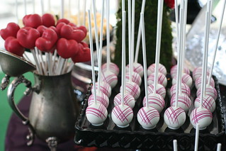 Queen of Hearts and Colorful Cake Pops | by Sweet Lauren Cakes