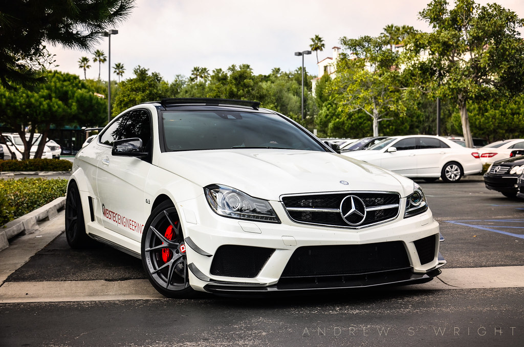 c63 amg black series great looking car andrew wright flickr. Black Bedroom Furniture Sets. Home Design Ideas