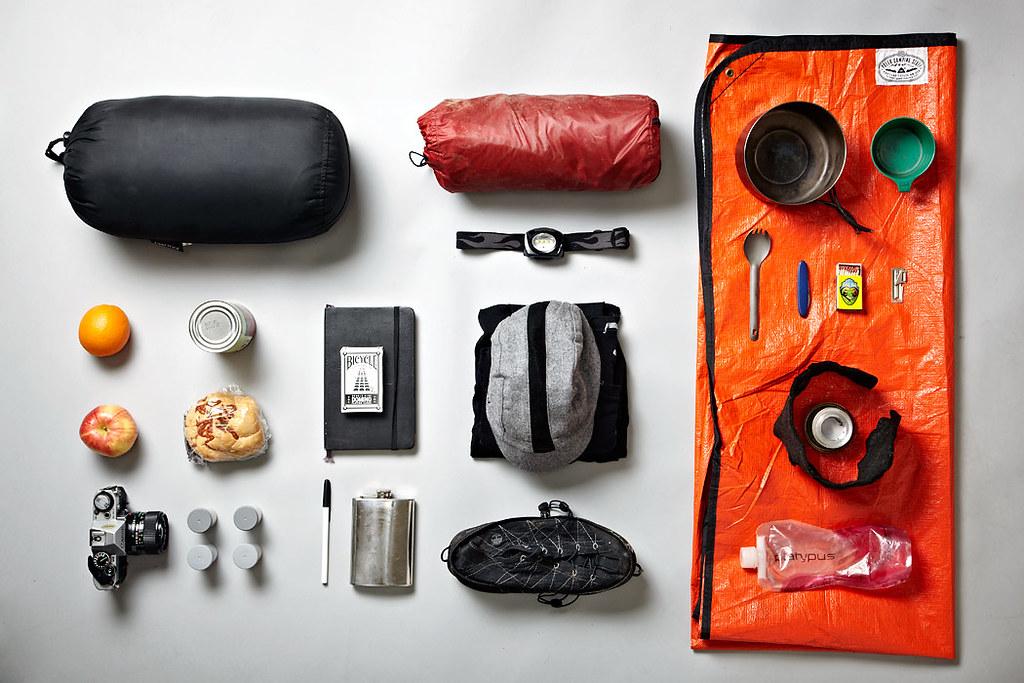 S24o Bike Camping Packing List Bare Minimum Sub 24 Hour