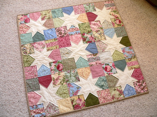 Charming Stars | by Deb@asimplelifequilts