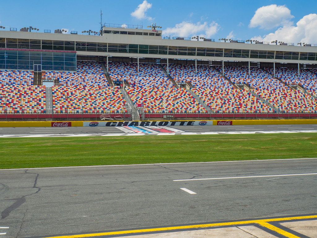 Charlotte motor speedway located in concord north for Charlotte motor speedway phone number