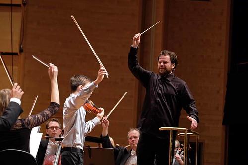 Johan Dalenes debutkonsert