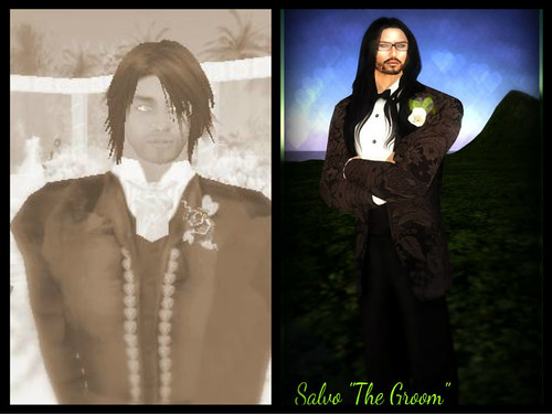 Salvo Groom 2008 and 2013 | by mimmiboa81