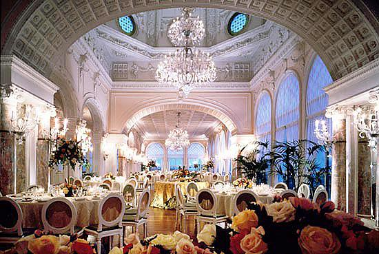 The westin excelsior venice lido resort ballroom for Hoteles de lujo en venecia