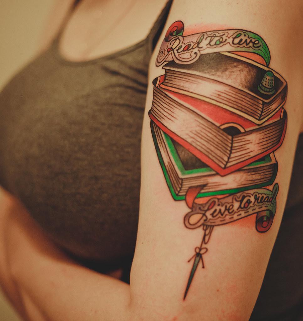 Goldrush Tattoo