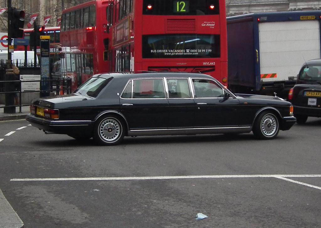 Rolls Royce Silver Spur Park Ward Limo Kenjonbro Flickr