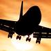 747 crossing the Sun