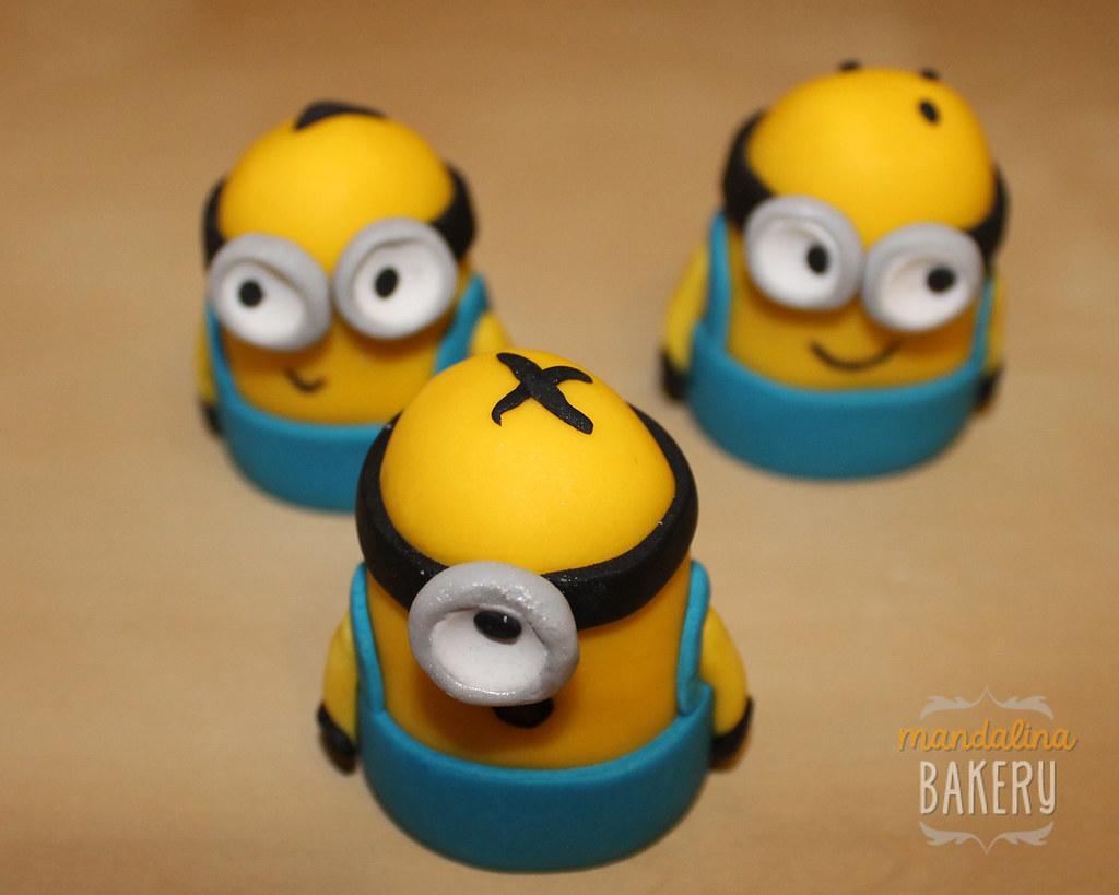 Despicable Me Birthday Cake Ideas