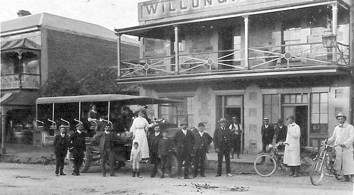 Willunga Hotel, date unknown | by Willunga Now and Then