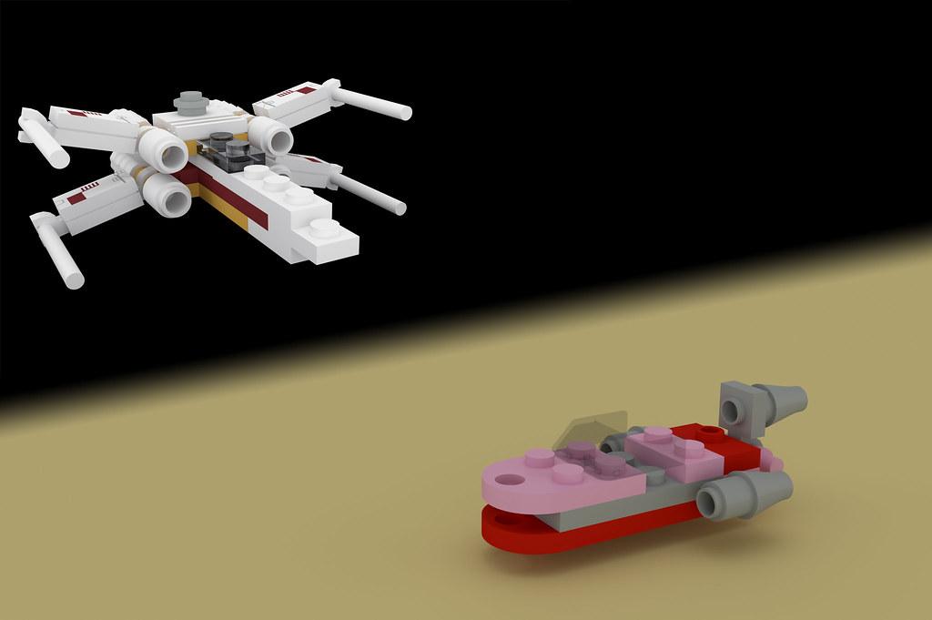 lego star wars 2 minikits jpguk flickr