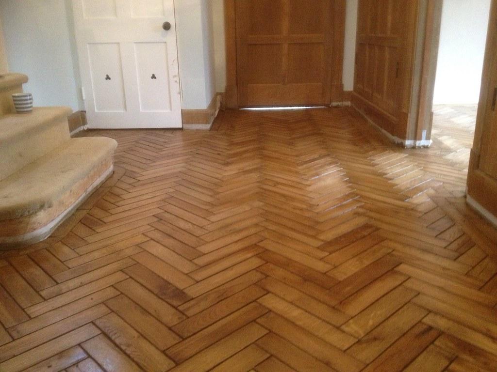 Reclaimed oak parquet flooring reclaimed oak parquet floor flickr reclaimed oak parquet flooring by infoecoflooringuk dailygadgetfo Image collections