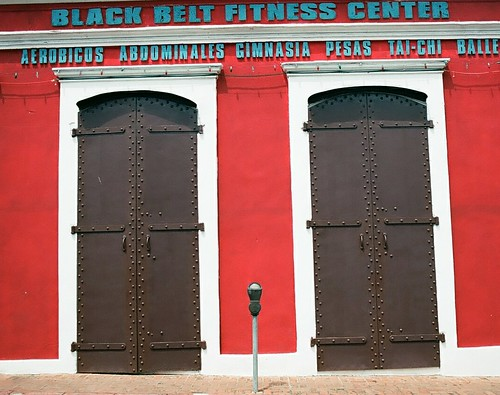 Black Belt Fitness Center | by César Vega-Lassalle