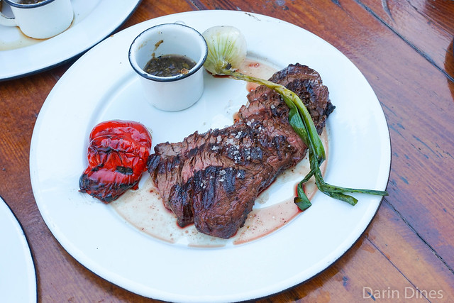 Hangar Steak aspen ridge