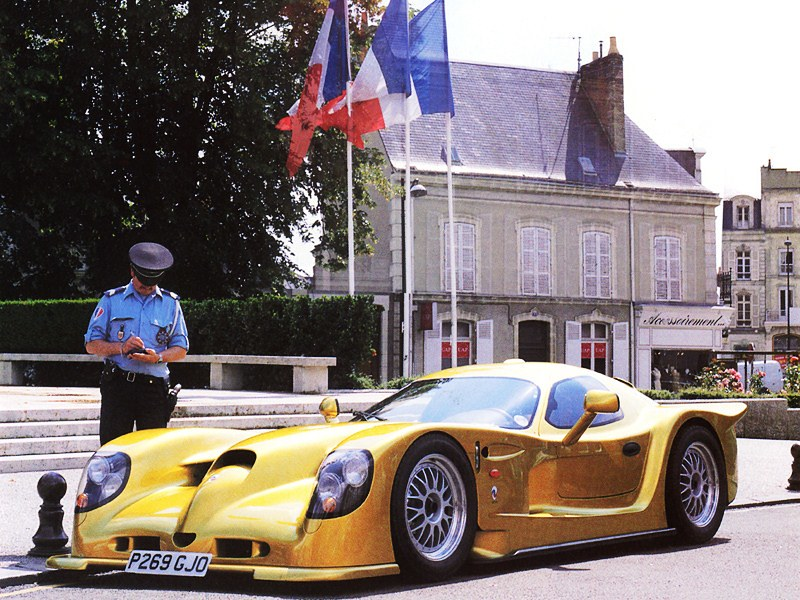Panoz Esperante GTR-1 Road Car 1997 | Charger LeMans | Flickr