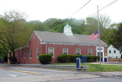 Stamford, CT: Glenbrook Station post office | by PMCC Post Office Photos