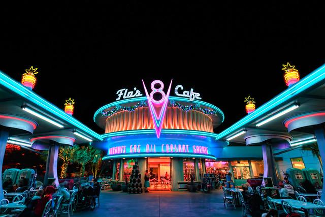 Corey S Cafe California