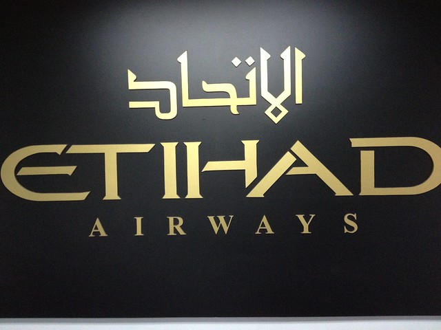 Etihad Airways Logo IMG_5500 | Flickr - Photo Sharing!