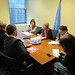 UN Women Executive Director Michelle Bachelet meets with Minister of Brazil