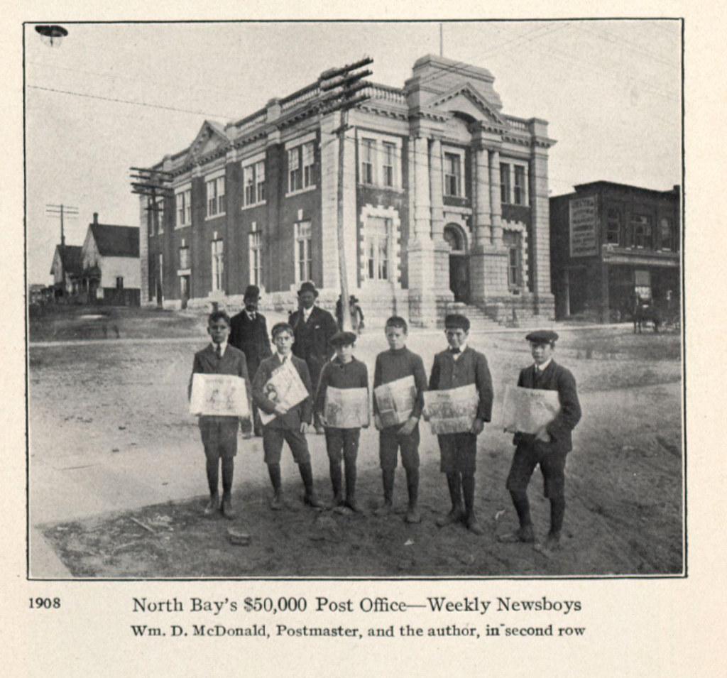 North bay post office bureau de poste de north bay flickr for Bureau de poste