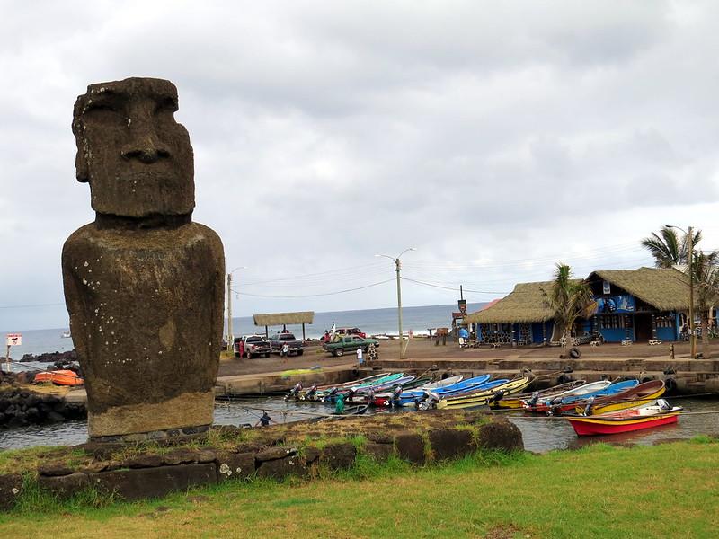 La Isla de Pascua, Rapa Nui, la isla del fin del mundo