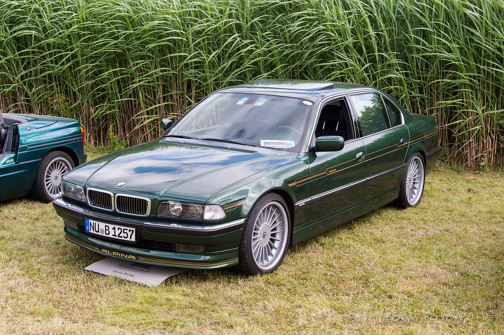 Alpina BMW B SwitchTronic E Liter Flickr - Bmw alpina e38