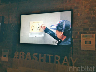 The Bashtray | by Inhabitat
