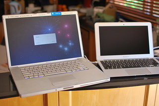 My MacBooks ^_^ | by rubenerd