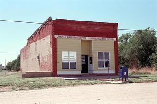 Ogallah, KS post office | by PMCC Post Office Photos