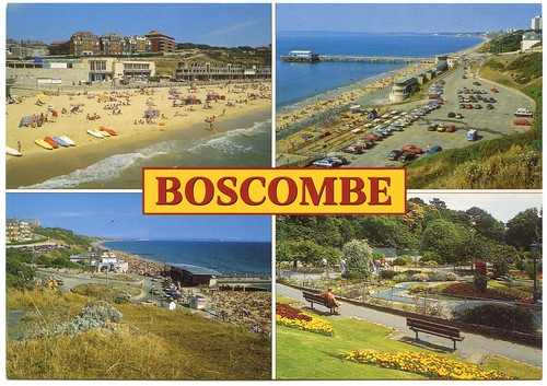 Boscombe Bournemouth Dorset Multiview Showing The
