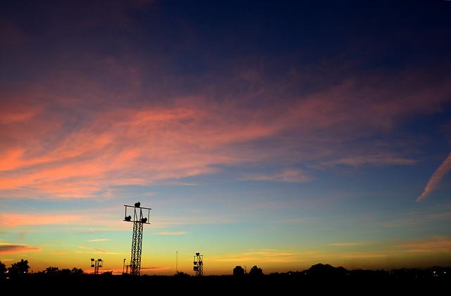 Culiacán sunset