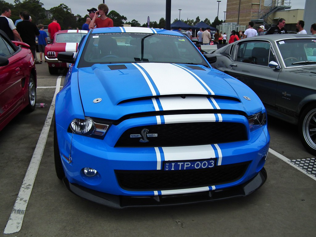 Ford Mustang Shelby Gt  Super Snake Coupe By Svambo