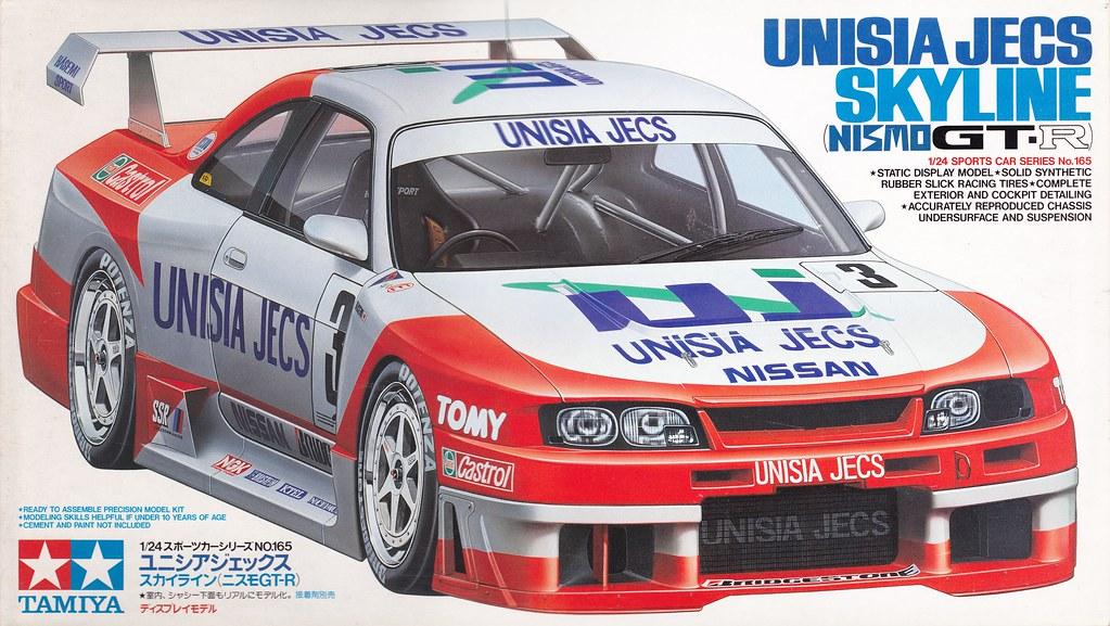 R33 Nissan Skyline Gt R Hasemi Motorsports Unisia Jecs 199