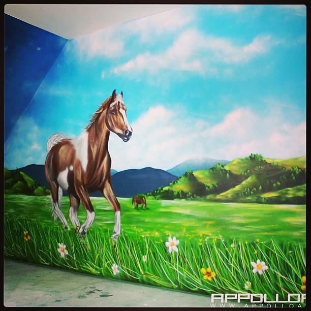 ... Graffiti Kids Room #kids #room #graffiti #wandmalerei #malerei  #fassadengestaltung #