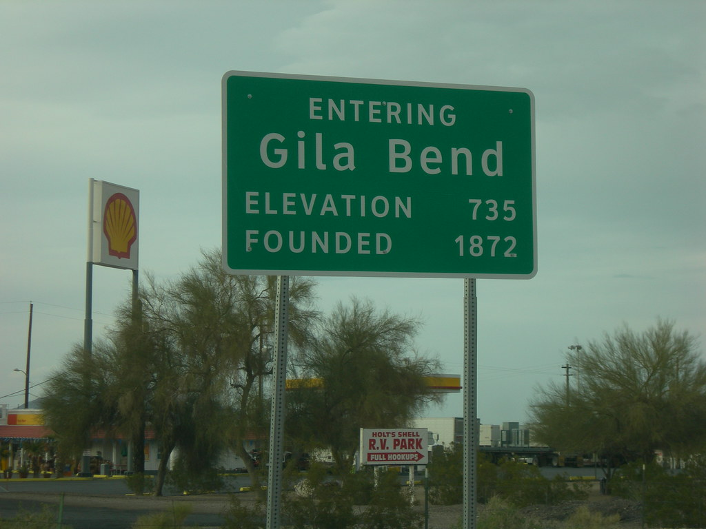 City Of Gila Bend Jobs
