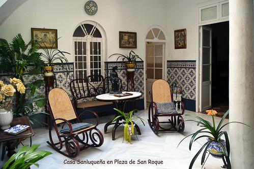 Casa andaluza sanluque a jos alfonso valencia trillo for Casa andaluza