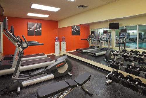 Upgraded Fitness Center | by Marotel