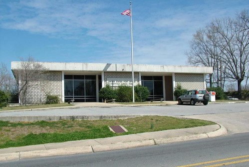 Haleyville, AL post office | by PMCC Post Office Photos