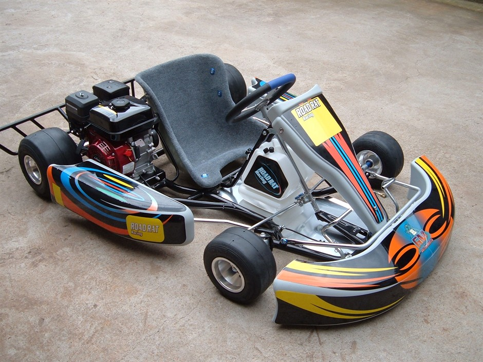 Road Rat Motors - 200cc Road Rat Racer XR Racing Go Kart ...