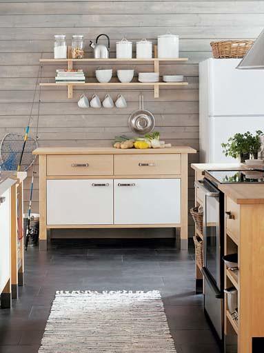 ikea kitchen w v rde shelves heath ashli flickr. Black Bedroom Furniture Sets. Home Design Ideas