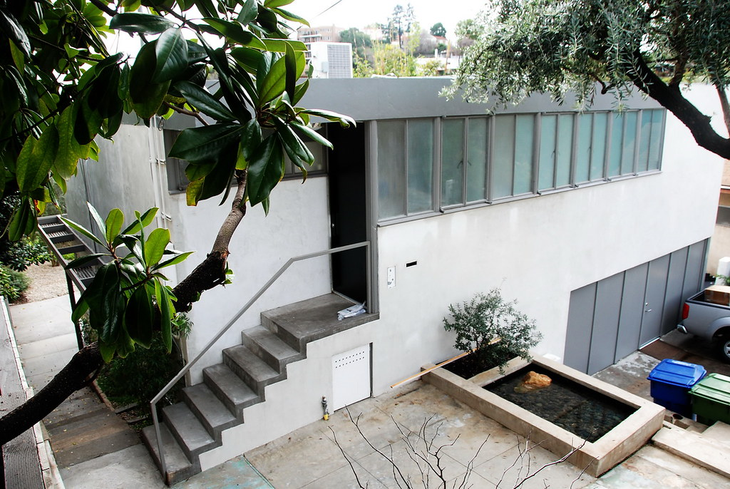 ... Raphael Soriano, Architect 1937; Chris Salay, Remodel 2006 | By