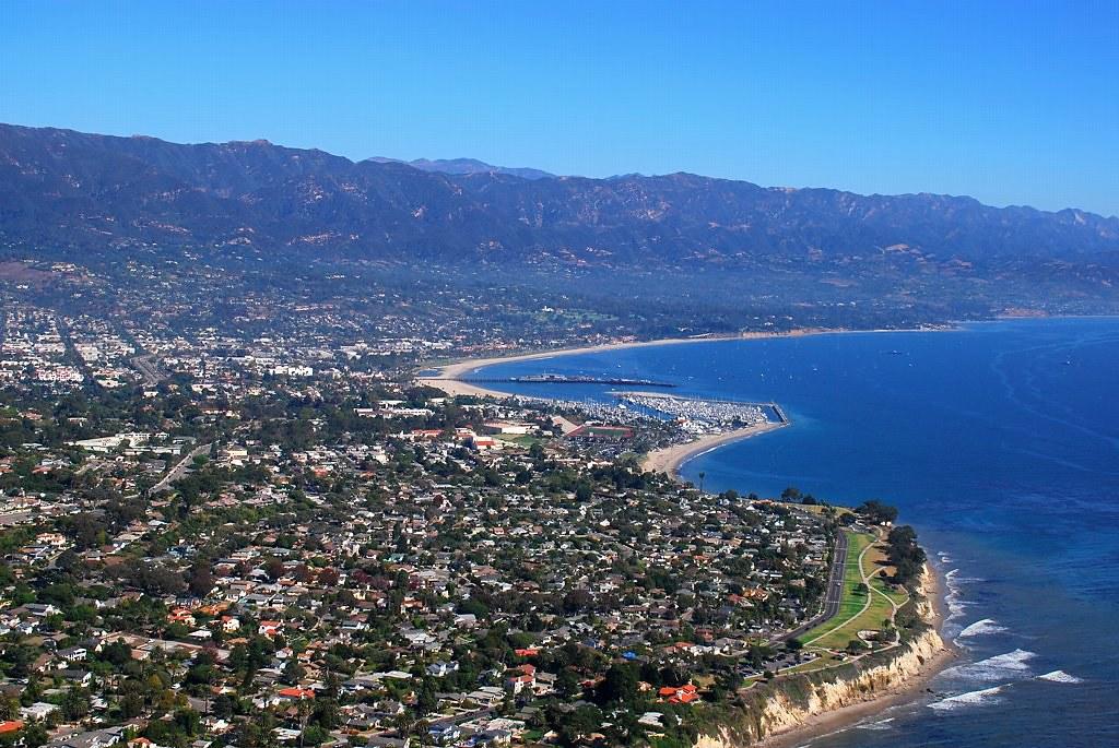 3265 Santa Barbara Beautiful Shoreline Park Past Sbcc To