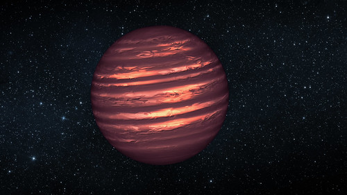 NASA Space Telescopes See Weather Patterns in Brown Dwarf | by NASA Goddard Photo and Video