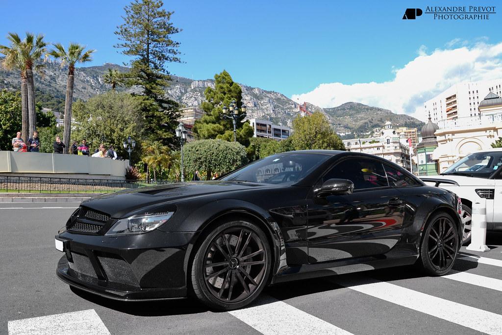New Mercedes Benz >> Mercedes-Benz SL65 AMG Black Series | www.grand-est-supercar… | Flickr