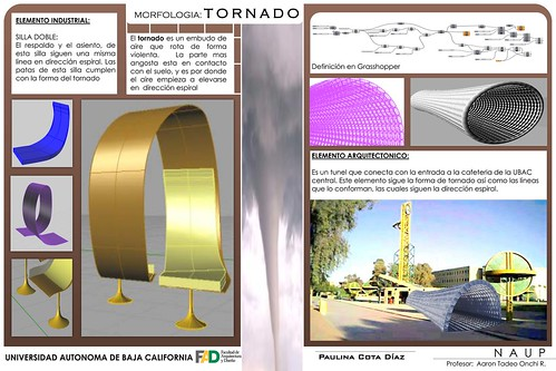 Naup paulina cota 2012 2 proyecto final de curso taller Arquitectura y diseno uabc