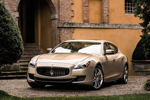 The All-New 2013 Maserati Quattroporte | by Maserati Middle East, Africa & India
