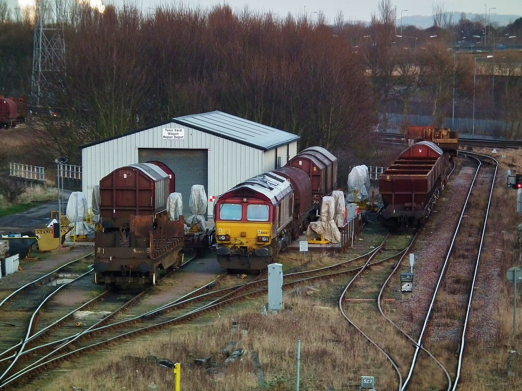 66067 tees yard wagon repair depot 9 2 13 north east for Depot service carrelage craponne
