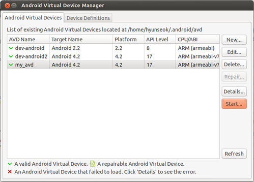 Device Driver Manager Debian