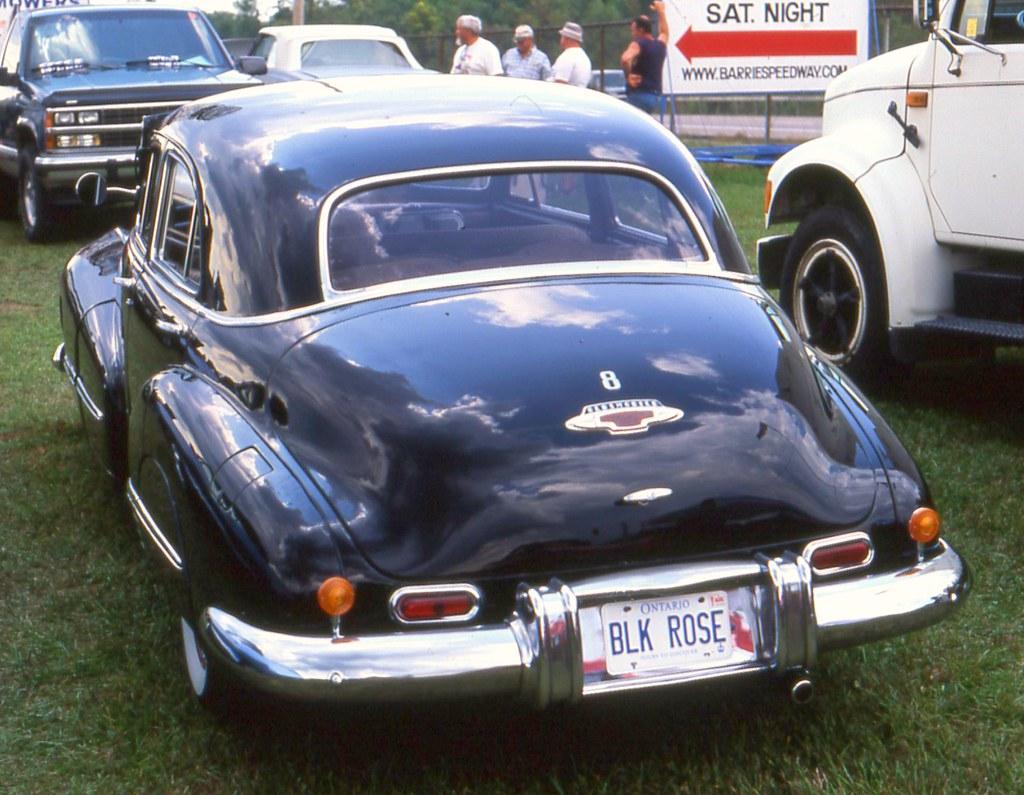 1947 oldsmobile 98 4 door richard spiegelman flickr for 1947 oldsmobile 4 door sedan