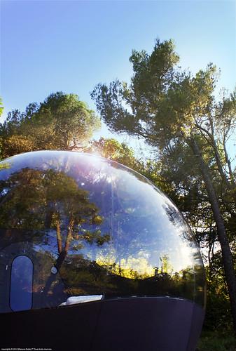 Maisons bulles bulle jupiter 4 for Maisons bulles